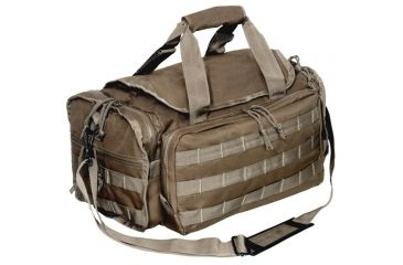 Outdoor Connection Max-Ops Range Bags MOLLE, Brown MLRBCB-62114