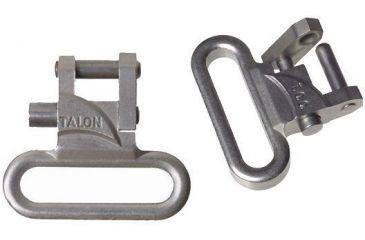 "Outdoor Connection 1 1/4"" Stainless Steel One Piece Sling Swivels TAL79451"