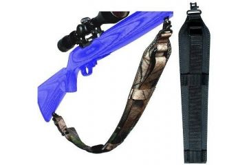 Outdoor Connection Adjustable Black Padded Super Sling AD20913 AD-20913