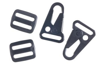 Outdoor Connection H-K Type Hook Kit for 1.25 Inch Webbing HK-28206