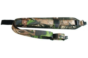 1-Outdoor Connection Padded Super-Sling Realtree Hardwood Green AD-20921