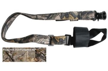 Outdoor Connection Total Padded Shotgun Sling, Realtree All Purpose, TSP-79617