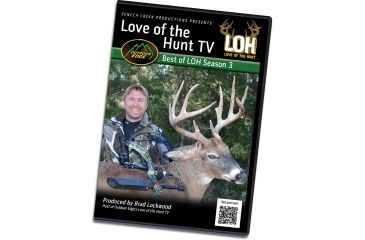 Outdoor Edge Cutlery Love of the Hunt - Best of Season 3, One size DVD-36