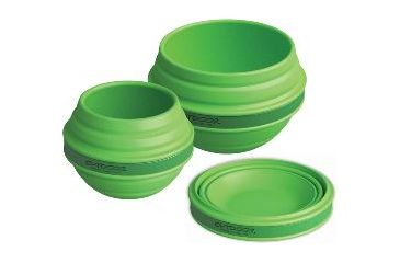 Outdoor Products Collapsible Silicone Bowl And Cup 736694