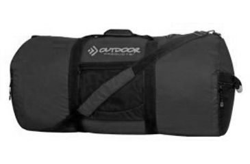 Outdoor Products Giant Utility Duffle Bag, 18in. x 36in., Black 216OP008OP