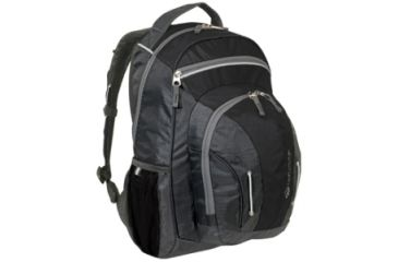 Outdoor Products Morph Backpack for Travel Essential, Black 595U008OP