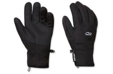 Outdoor Research Gripper Gloves Small Black 816984