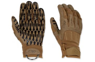 Outdoor Research Ironsight Gloves Large Coyote Tan 817013
