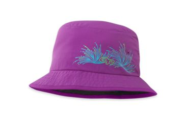 Outdoor Research Solstice Bucket Hat - Kids-X-Small-Ultraviolet 503ac5d30f9d
