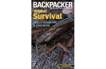 Outdoor Survival, Molly Absolon, Publisher - Globe Pequot Press