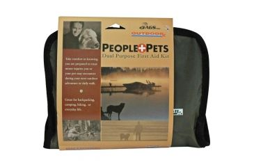 Outdoorx People/pet First Aid Kit 520