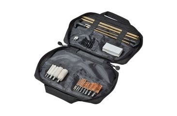 Outers 70060 Universal 32 Pc Soft Sided Gun Cleaning Kit