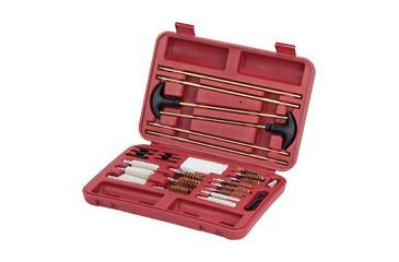 Outers 70072 Universal 32 Pc Blow Molded Gun Cleaning Kit