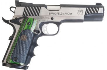 Pachmayr 1911 Evergreen Camo Laminate 432