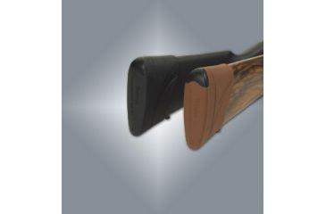 Pachmayr Decelerator Slip-On Pad - Brown, Medium