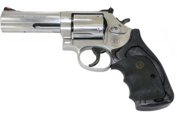 Pachmayr Smith & Wesson K&L Frame - Charcoal Silvertone 461