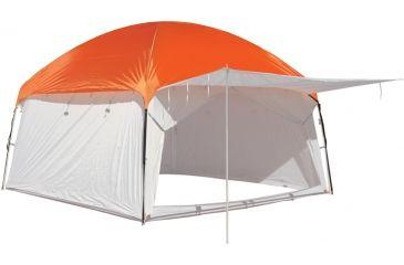 PahaQue Screen Room Waterproof Rainfly, 10x10 Orange 51512