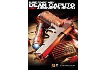 Panteao Make Ready with Dean Caputo - 1911 Armorer's Bench DVD PMR003