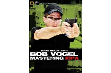 Panteao Make Ready with Bob Vogel - Mastering IDPA DVD PMR006