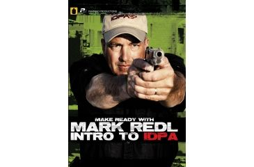 Panteao Make Ready with Mark Redl - Intro to IDPA DVD PMR010