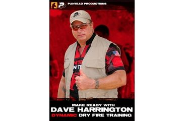 Panteao Productions Make Ready with Dave Harrington: Dynamic Dry Fire Training PMR033