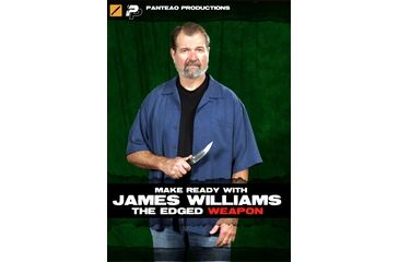 Panteao Productions Make Ready with James Williams: The Edged Weapon PMR040