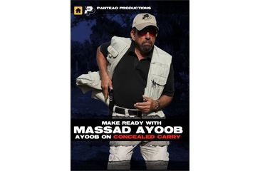 Panteao Productions Make Ready with Massad Ayoob - Ayoob on Concealed Carry PMR044