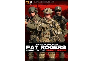 Panteao Productions Make Ready with Pat Rogers: Intro to the Shoot House DVD PMR032