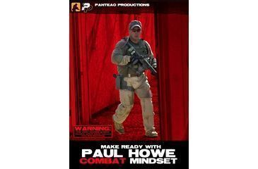 Panteao Productions Make Ready with Paul Howe: Combat Mindset DVD PMR029
