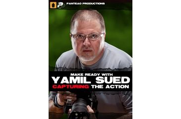 Panteao Productions Make Ready with Yamil Sued: Capturing the Action DVD PMR034
