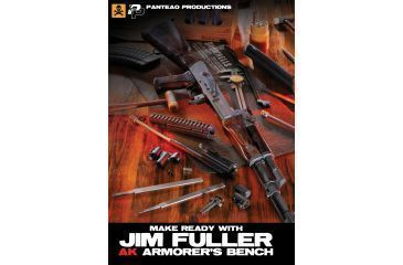 Panteao Productions Pmr023 Make Ready With Jim Fuller Ak Armorer S Bench