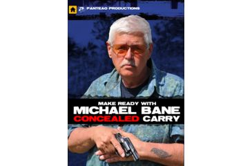 Panteao Productions Pmr025 Make Ready With Michael Bane Concealed Carry