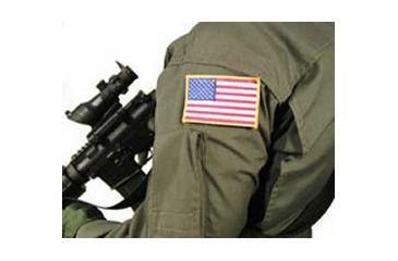 BlackHawk Patch, American Flag RWB W/VLC 10900015 (Approx 2