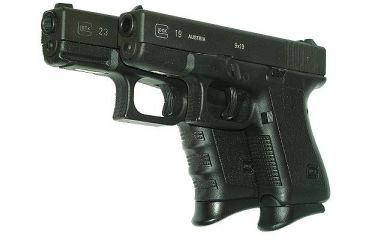 Pearce Grip PG19 Glock Mid & Full Size All Calibers Grip Extension Black Finish