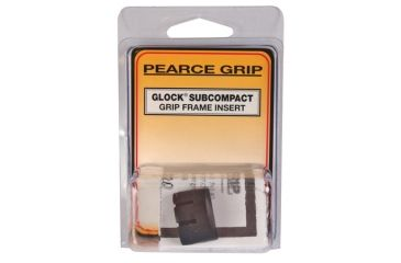 Pearce Grip PGGFISC G Grip Frame Insert PGGFISC Black Polymer