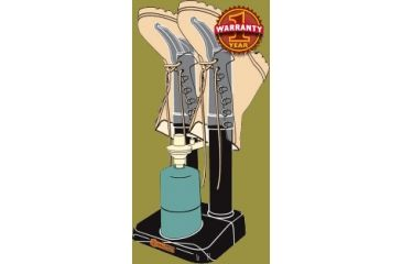 PEET Propane Dryer, Black P2000-B