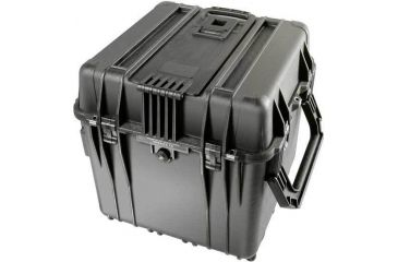 Pelican 0340 Watertight Protector Equipment 18 inch Cube Case w/ Wheels 18 x 18 x 18
