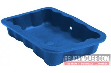 Pelican 1061 Replacement Case Liner for Micro Case, Blue 1062-965-120