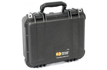 Pelican 1400 Protector Small Waterproof Case - Black