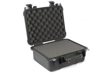 Pelican 1400 Waterproof Case - Black, with Foam