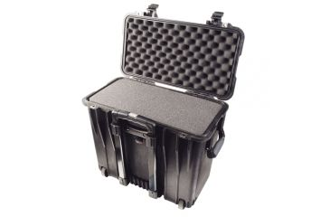Pelican 1440 Top Loader Medium 20x12x18in Protector Case, Blue w/Office Dividers