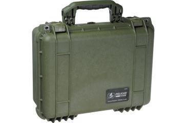 Pelican 1450 Protector Case - OD Green