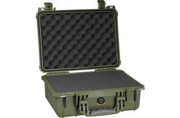 Pelican 1450 Medium Case OD Green w/ Foam