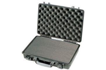 Pelican 1470 Laptop Computer Waterproof Black Case / Watertight box