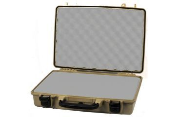 Pelican 1470NF Watertight Laptop Case w/out Pick N Pluck Foam,Desert Tan 1470-001-190