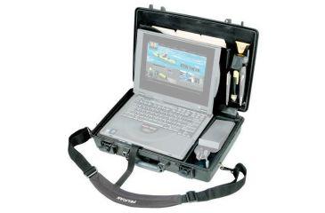 Pelican 1490CC #1 Laptop Computer Deluxe Carrying Case