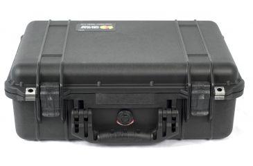 Pelican 1500 Waterproof Hard Case - Black