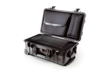 Pelican 1510LOC Carry On Protector Case with Laptop Sleeve and Accessories Case