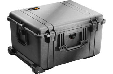 5-Pelican 1620 Protector Watertight Hard Roller Cases w/ Wheels