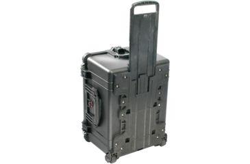 6-Pelican 1620 Protector Watertight Hard Roller Cases w/ Wheels